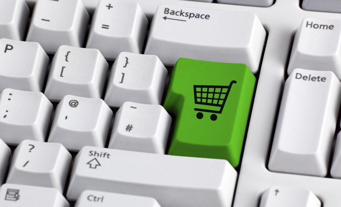 Интернет-магазин продает удаленно